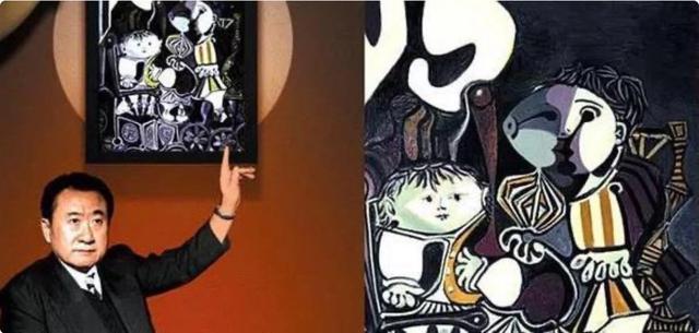 傅抱石后裔拿出古画,想800万卖王健林,随后有人出价2个亿