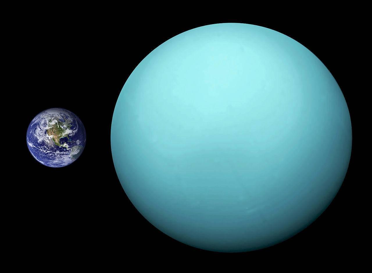 定好闹钟,今日天王星已经来到近地点了,是观测该行星的最佳时机