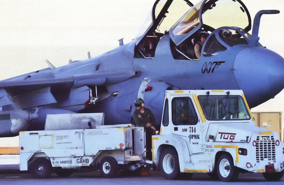 曾經受盡欺淩,二十五年間中美電子戰部隊較量的幾個瞬間