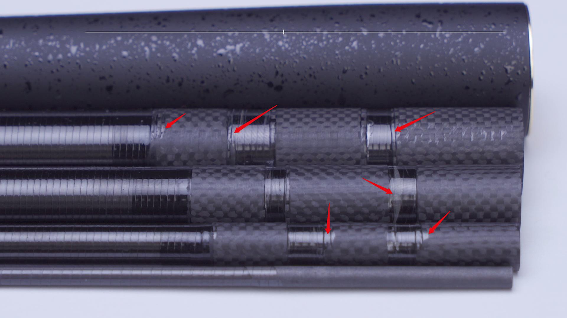 专业第三方评测:高碳钓鱼竿伯牙绝