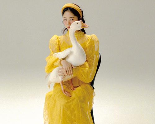 谭松韵身穿漂亮小裙裙的造型合集,每一套都让人感觉好惊艳