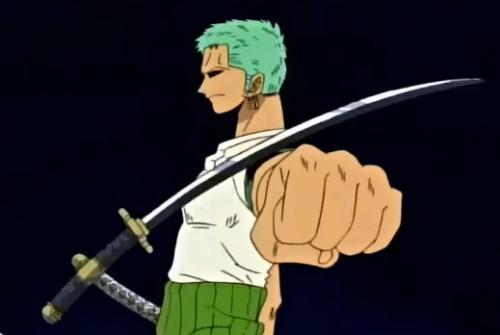 海賊王中的5把名刀不簡單,可能都是傳說中的武器,靈感來自生活