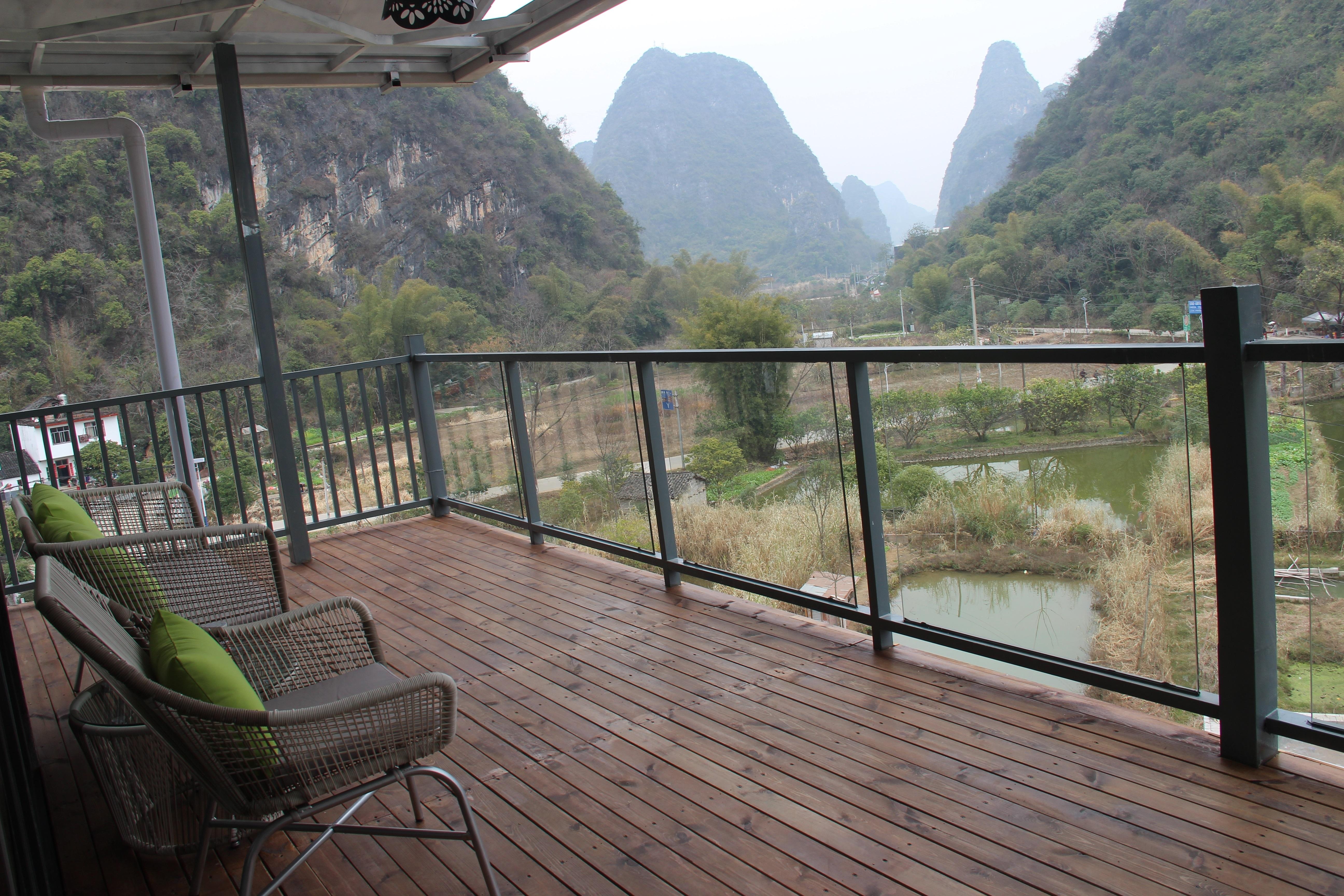 桂林山水甲天下,自由行推荐线路