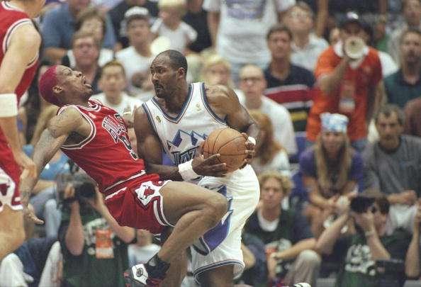 NBA技犯总数历史前十排行,没点脾气还想当巨星?