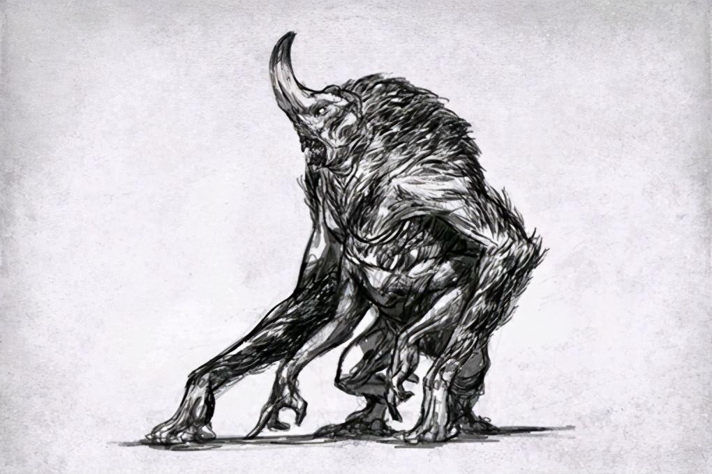 克苏鲁神话生物——诺弗·刻