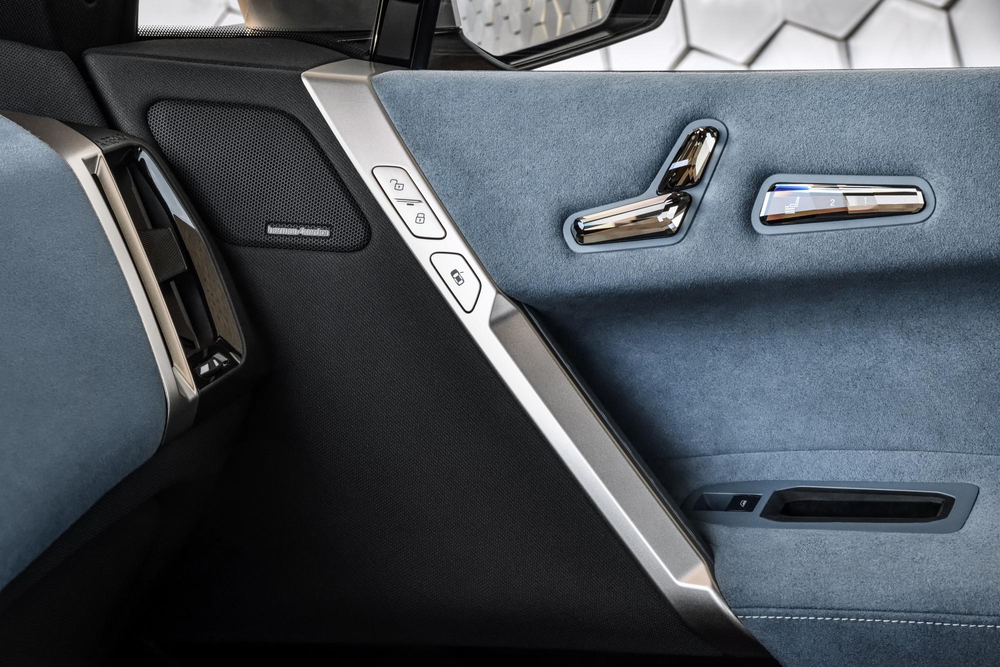 全球首秀!宝马iNEXT量产车定名 iX,明年量产并引进中国