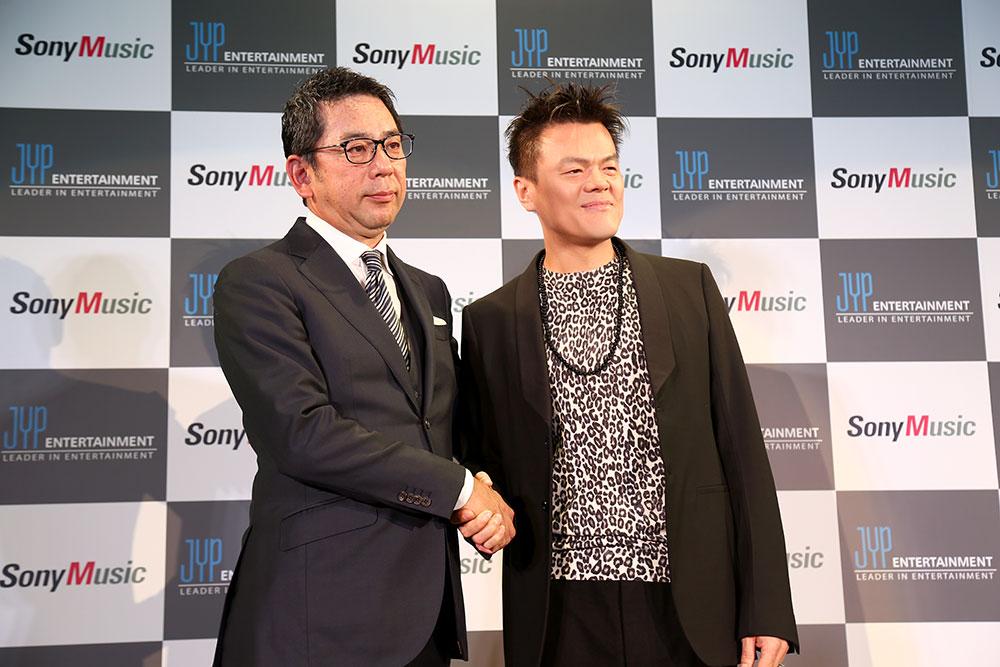 YG和Hype进行合作,JYP和SM强强联手,韩国娱乐圈迎来新局面