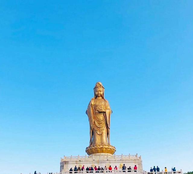 第一次去普陀山的注意事项?如何选海天佛国礼佛朝拜寺庙的路线?