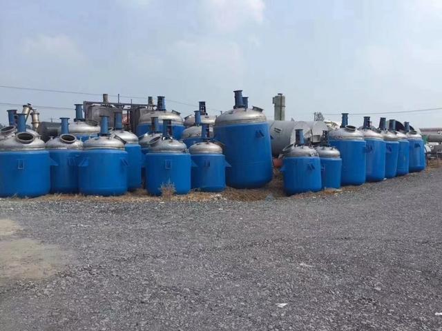 儒化二手化工设备:专业回收及销售二手设备   高效、环保、低价