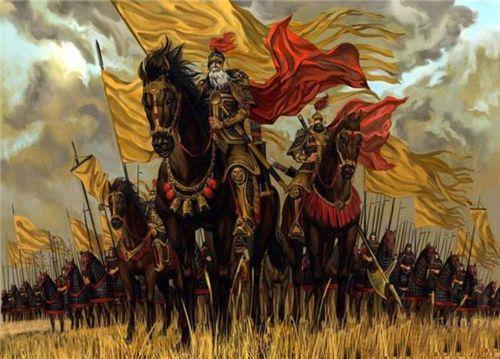 三国时期那么乱,为何没外族趁势入侵?你看看镇守边疆的将军是谁