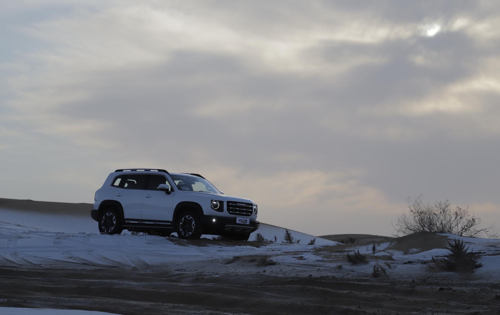 冬季也能放肆躁 哈弗大狗让你尽享冰雪驾驶乐趣