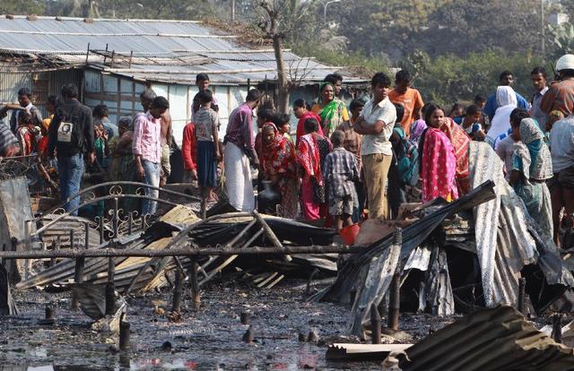 """孟加拉国励志超越印度,做到了,孕育""""血汗工厂""""和性交易合法"""