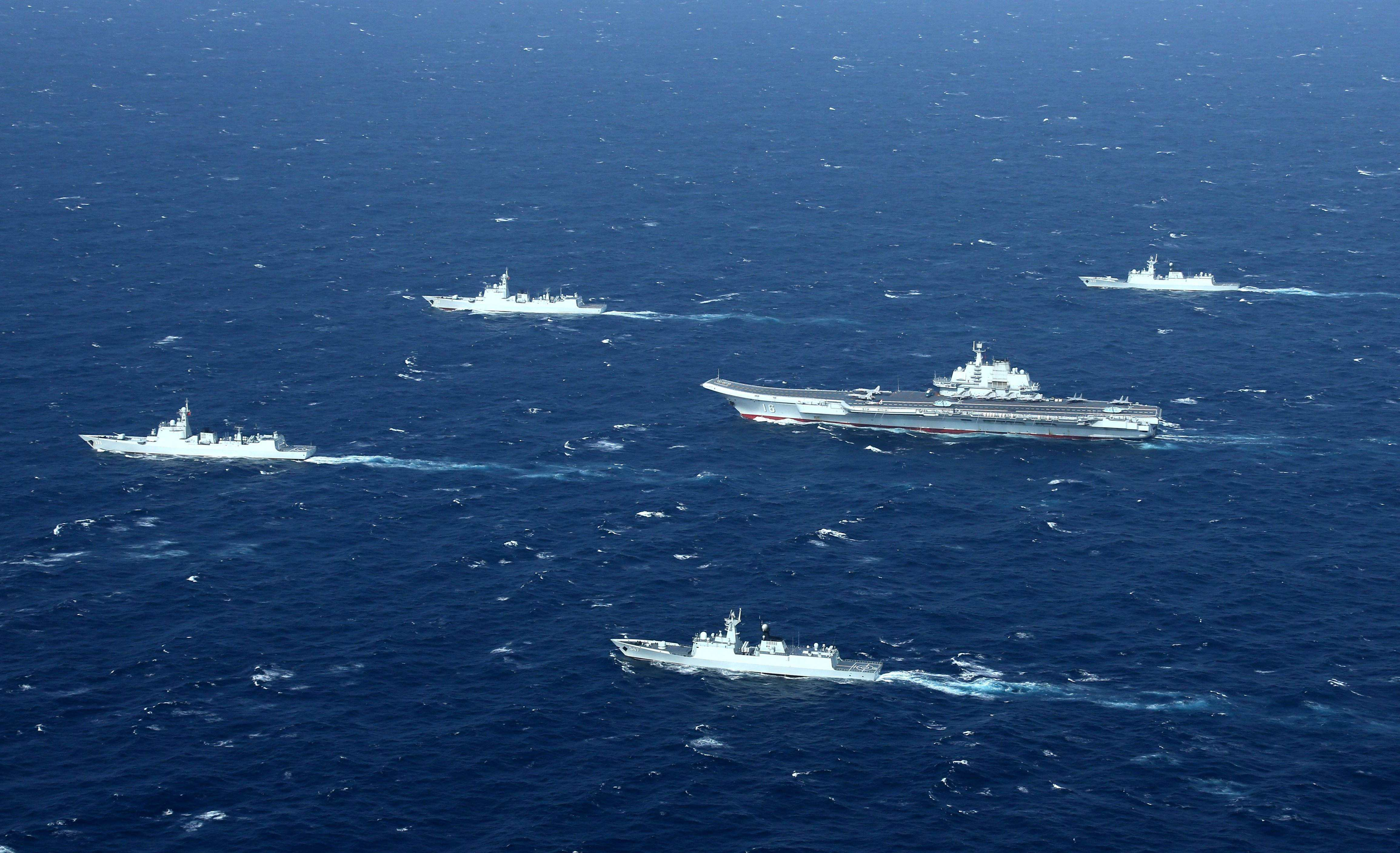 胡锡进:美军重新进驻台湾?那将意味着战争