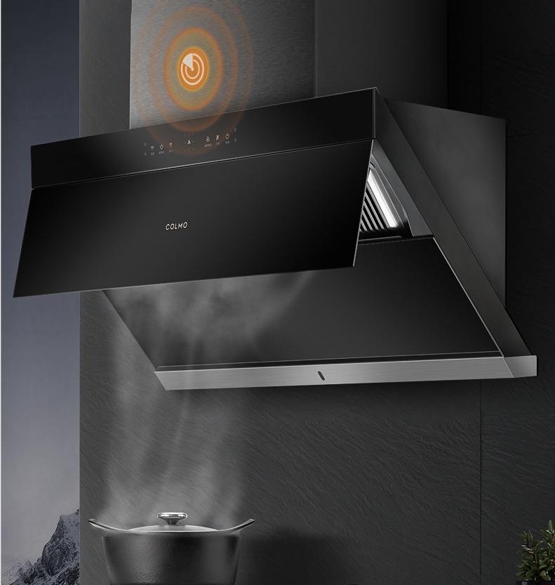 COLMO S67&QF3高端烟灶套装,构造健康理想厨房