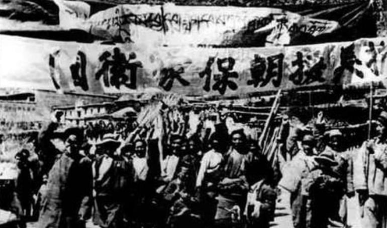 中国为什么要抗美援朝?美国学者如是说