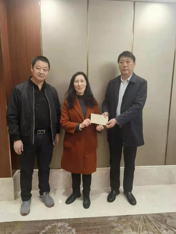 江苏响水县退役军人事务局慰问扬州五台山医院