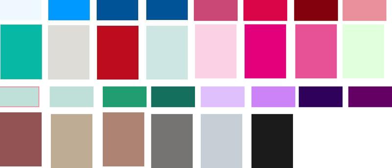 配色决定时尚度,有这份色彩搭配指南,40+岁也能穿出高级质感