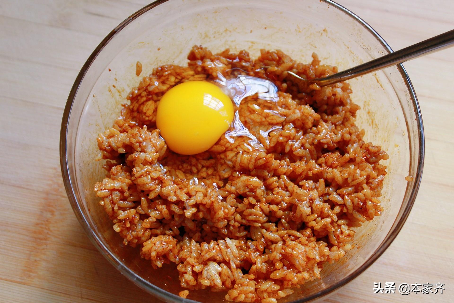比揚州炒飯還好吃的炒米飯,粒粒鬆散,香氣四溢,好吃到舔盤