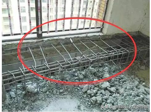 我家的飄窗能砸掉嗎?太嚇人了,飄窗砸掉後地方怎麼處理更實用?
