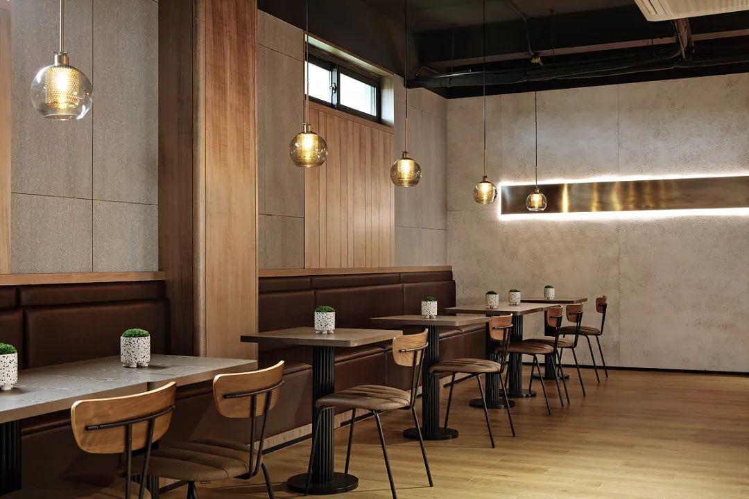 以咖啡的醇香,凝练上品生活 | 咖啡店设计