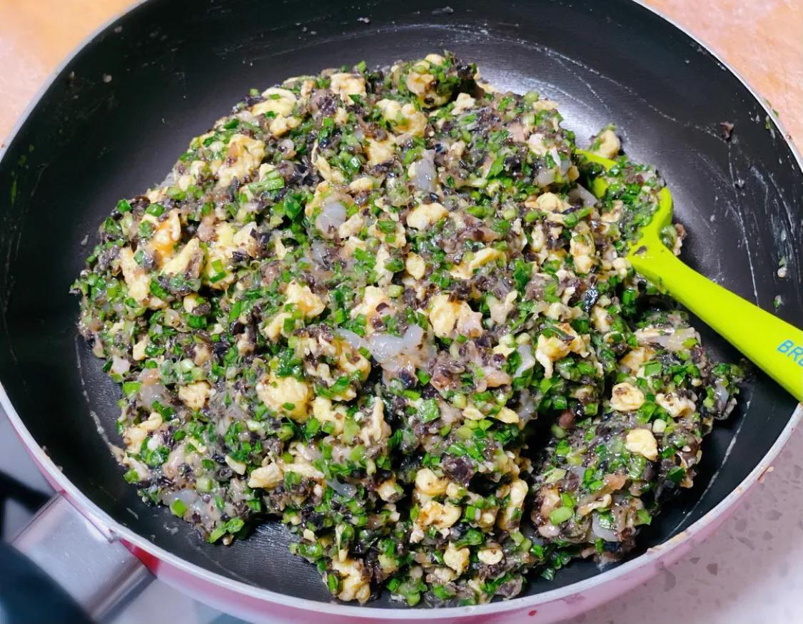 正宗的三鲜馅水饺,味道鲜美,健康营养(建议收藏) 美食做法 第6张