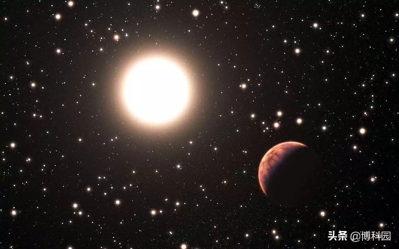 厉害吧?利用小行星测量遥远恒星的真实直径!