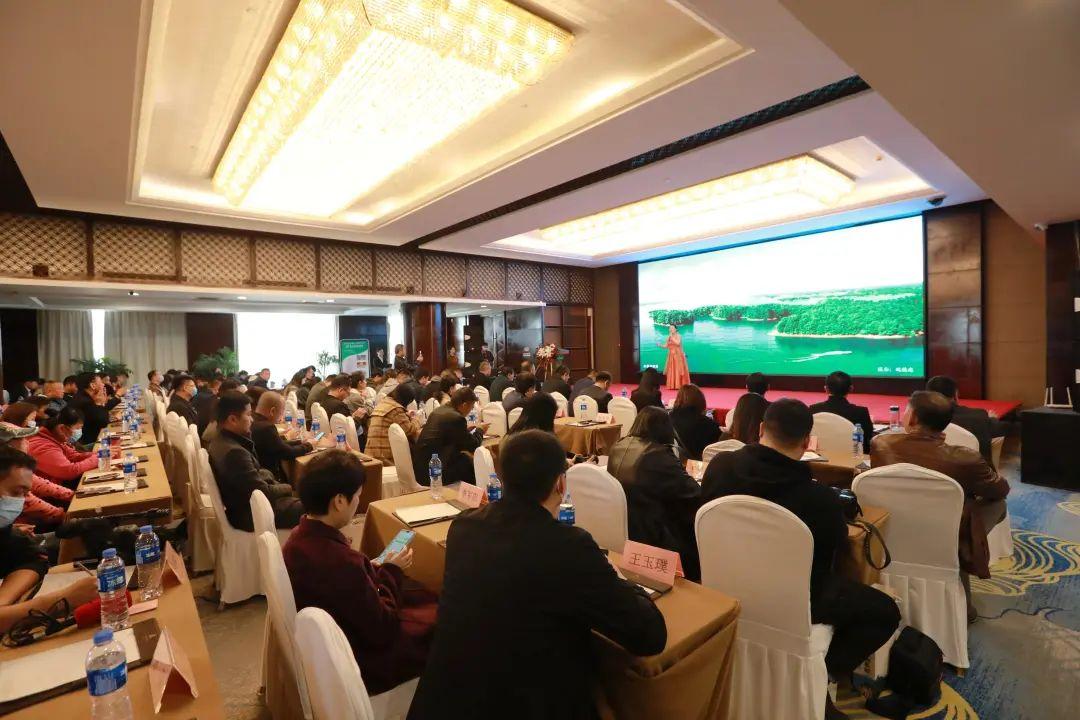 2021年信阳景区产品推介会(郑州站)圆满成功