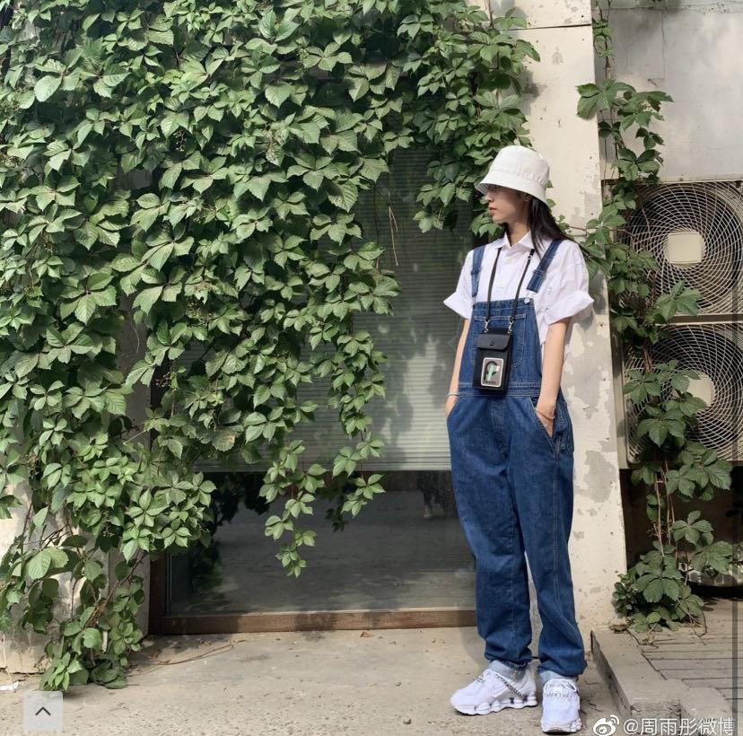 周雨彤的日常穿搭|酷女孩的穿搭模板|运动风穿搭