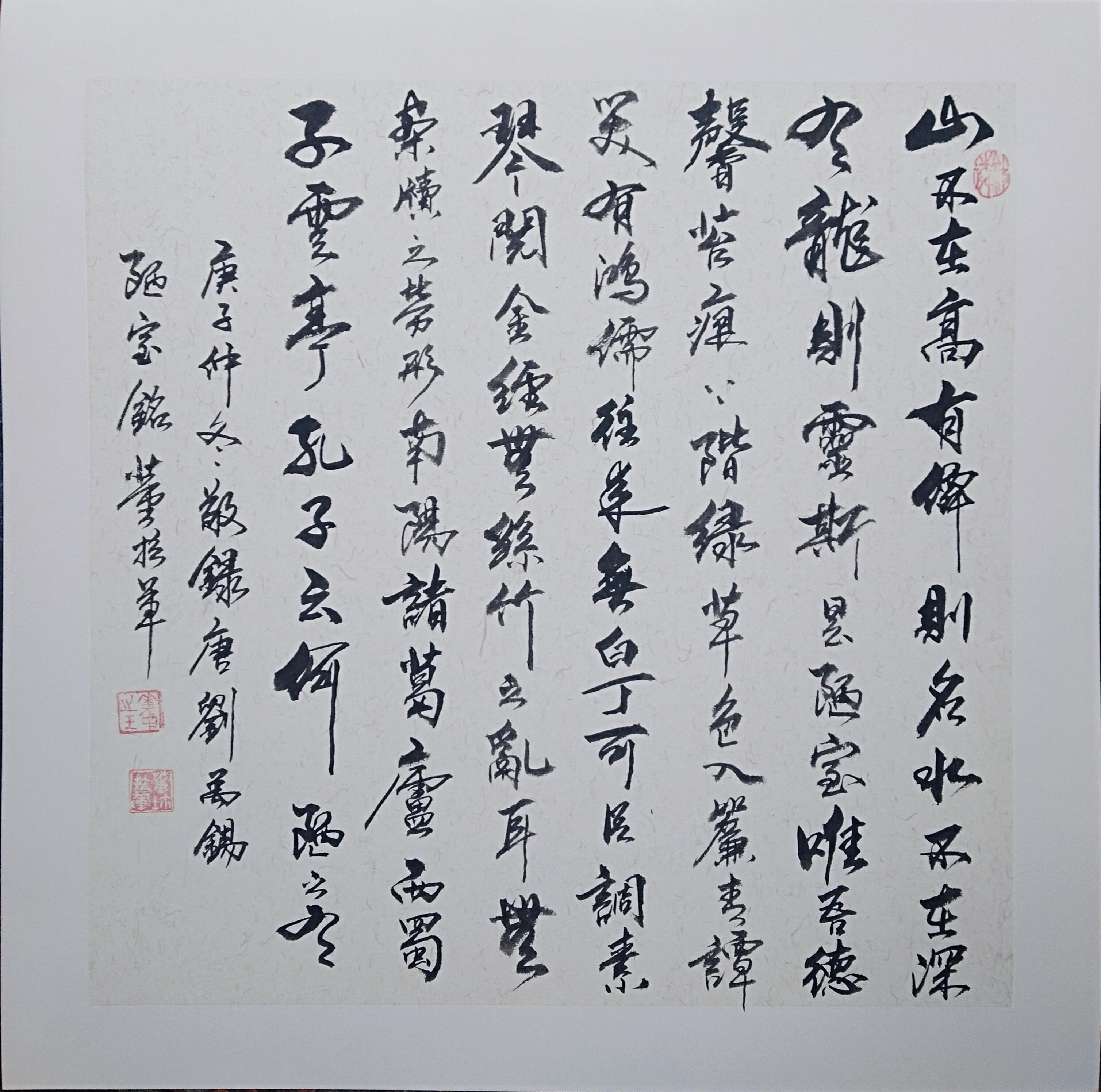 书画家董拉军2021迎春作品展