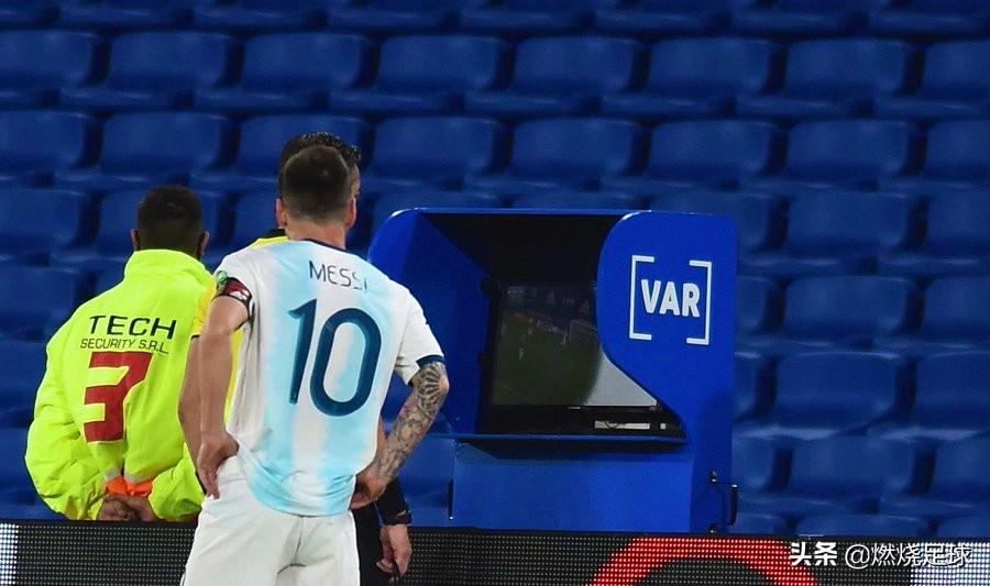 梅西被黑了?教练失控怒骂裁判:你收了多少钱?太可耻了