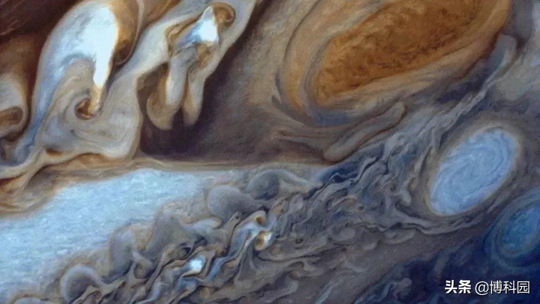 木星大红斑正在缩小,已经只有两个地球大了!