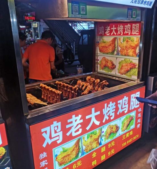 九江最火小吃街!特色小吃一天吃不完