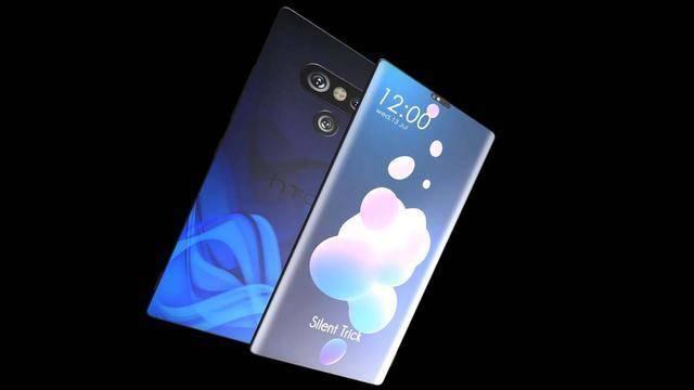 超大型全面屏手机 骁龙855 6000mAh,HTC最強新手机曝出!