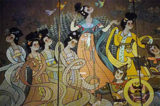 文明的横截面:中国古代丰富的壁画文化,如何展示文化的内涵?