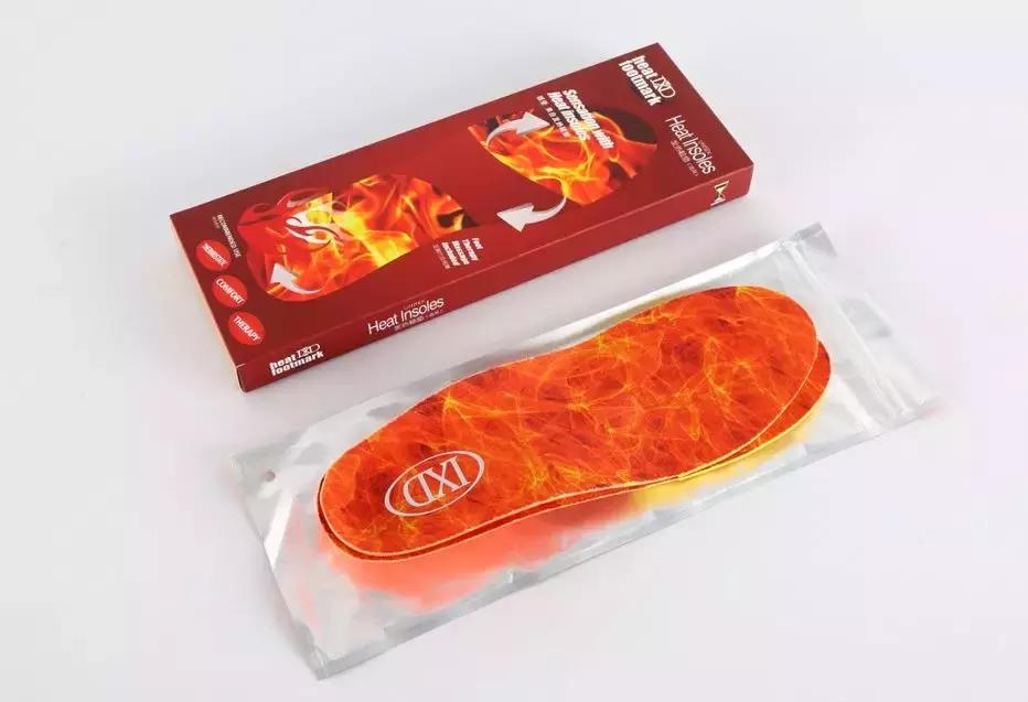 前李宁设计师耗时9年打造,黑科技鞋垫30分钟升温3.9℃,只要59元
