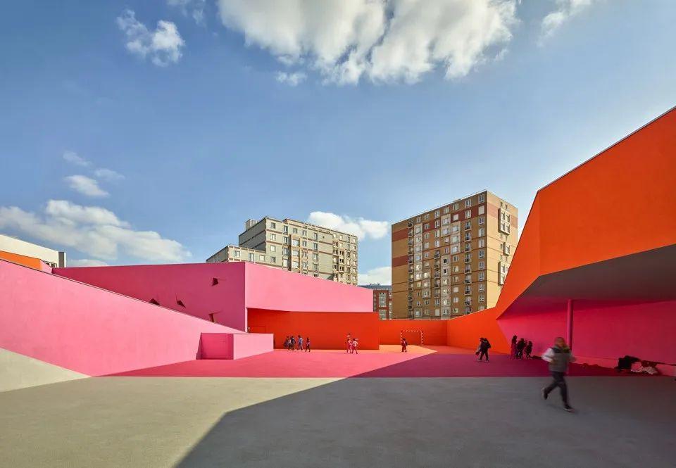 幼儿园屋顶空间的妙用:这样设计孩子更喜欢