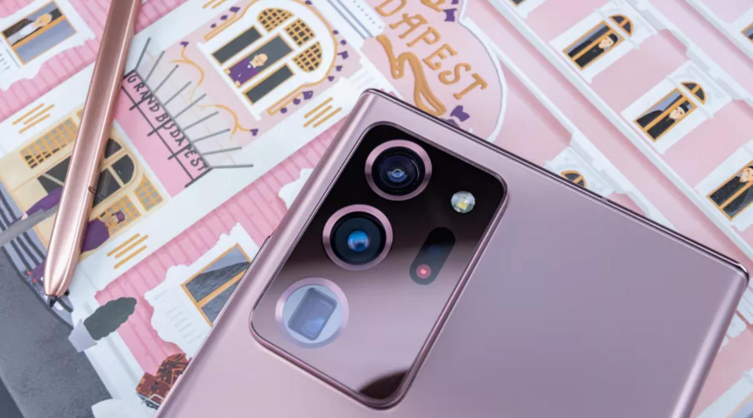 订购价7699元起,三星Note20系列产品中国发行价钱发布,你动心吗?