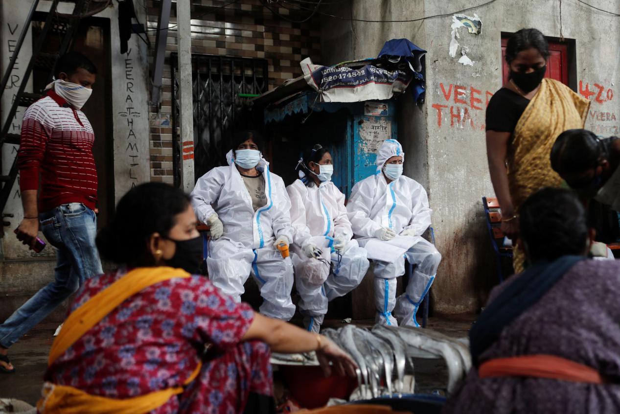 美印掐架互相比烂!美国嘲讽:疫情中幸亏美国还有一个印度