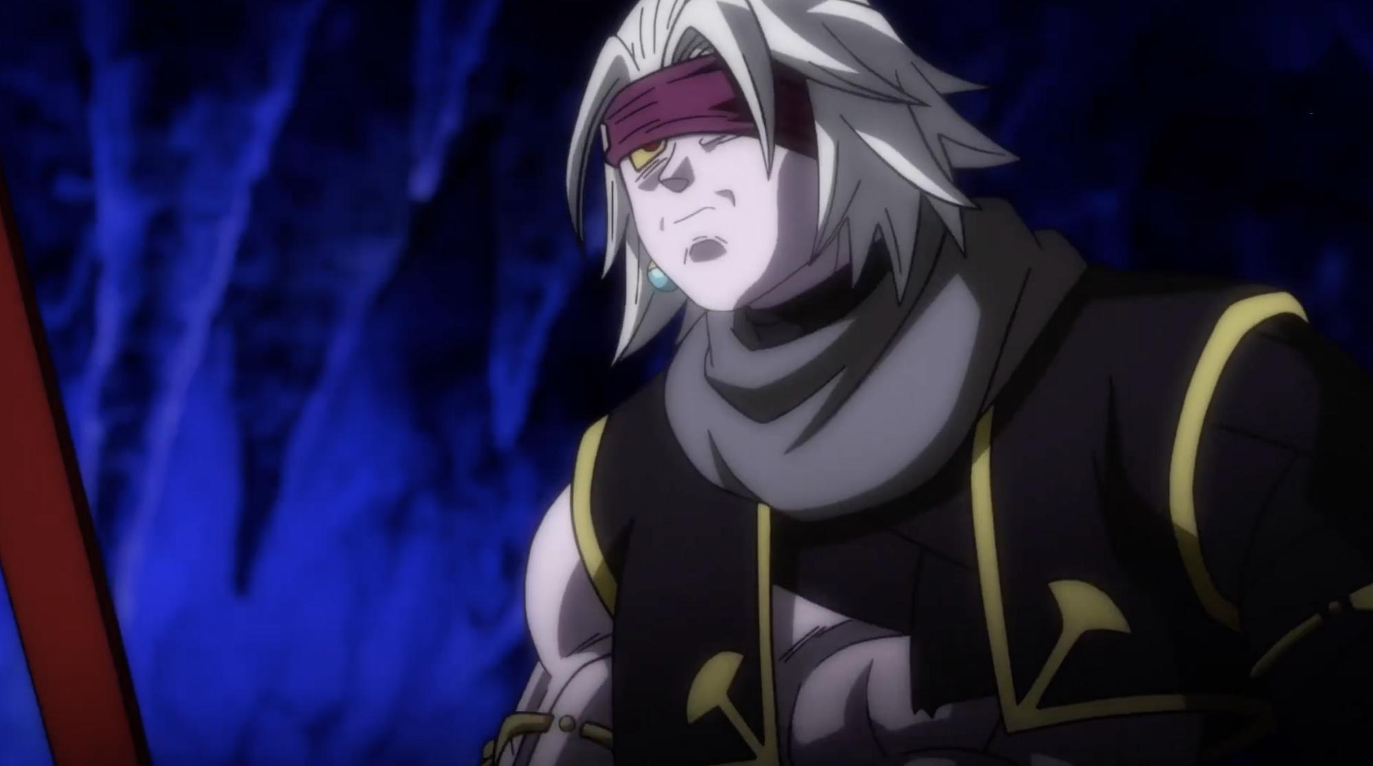 龍珠英雄:黑空變超玫3,無名悟空被擊敗