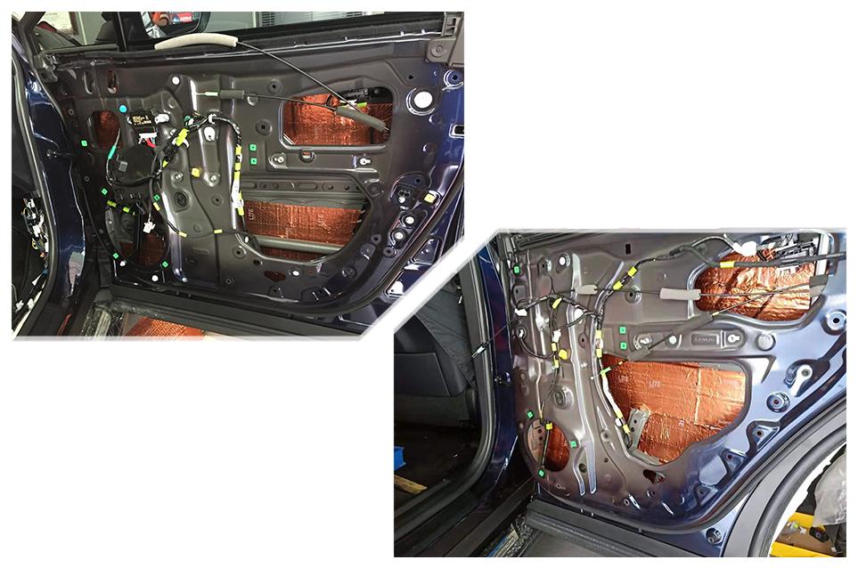 雷克萨斯RX300音响换装升级这就是Dreamcar该有样子