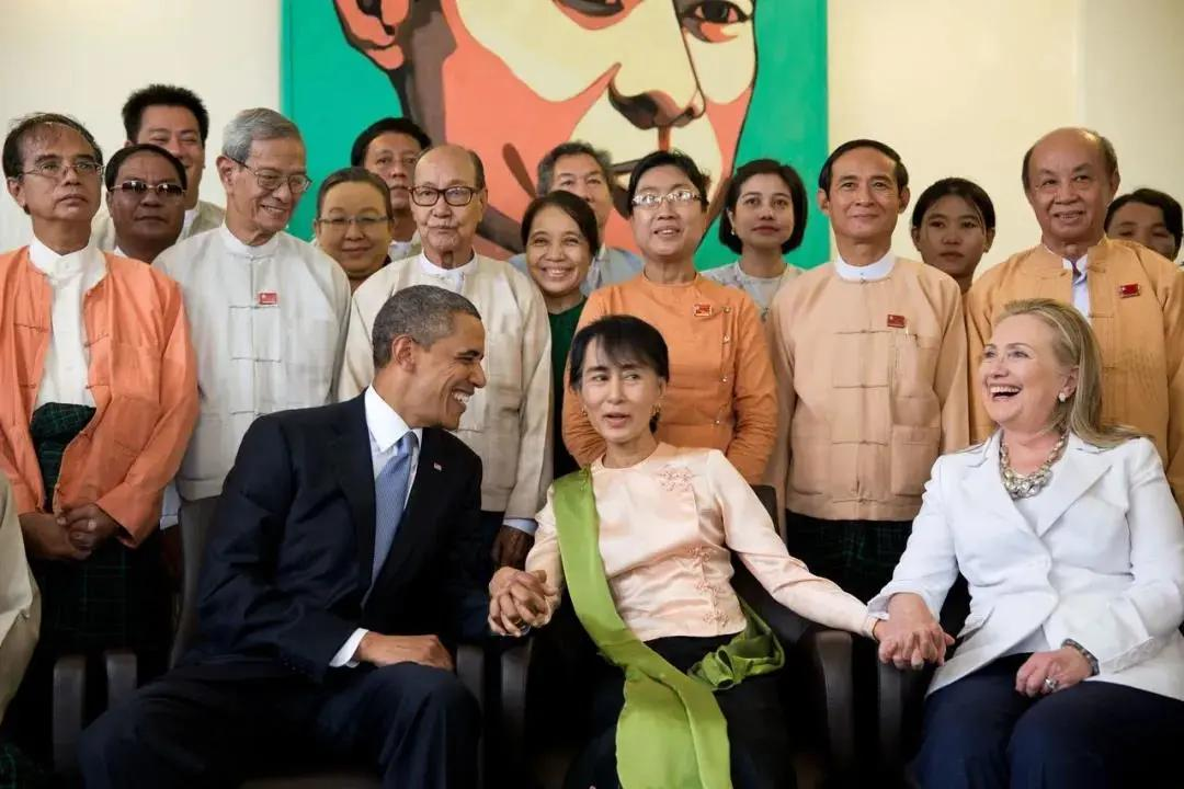 缅甸政变背后,凸显中美外交战略的不同