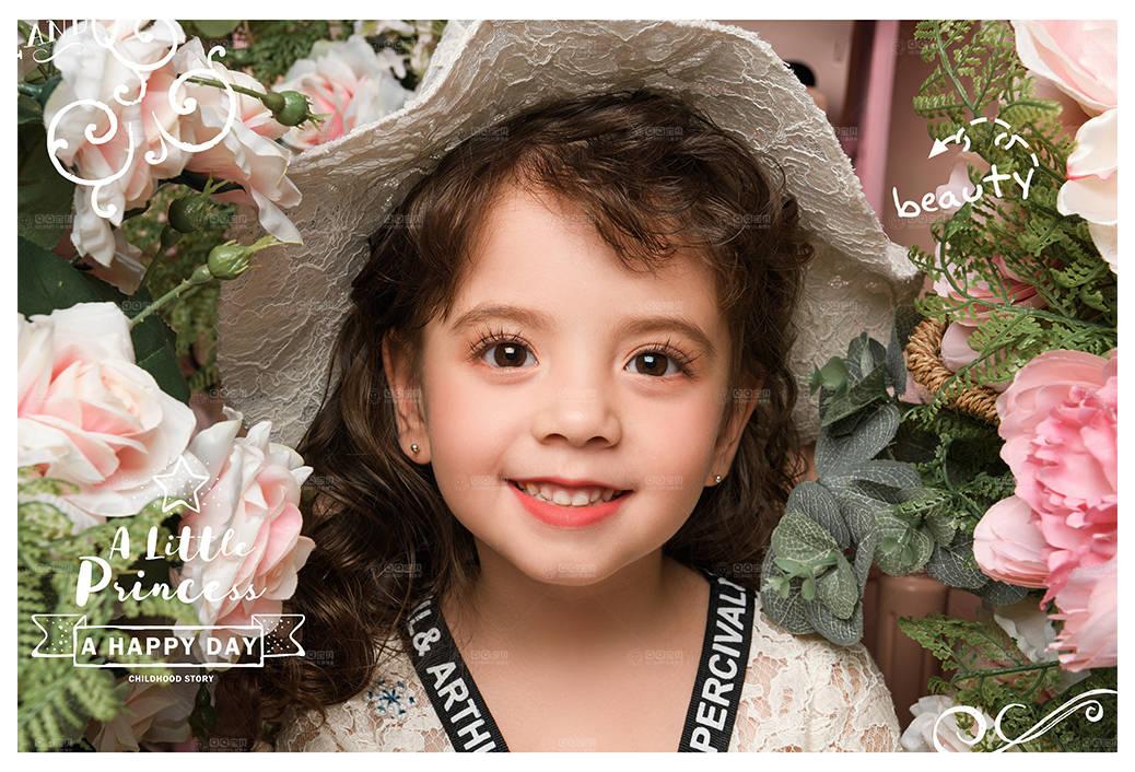 好的儿童摄影应该能给孩子带来创意