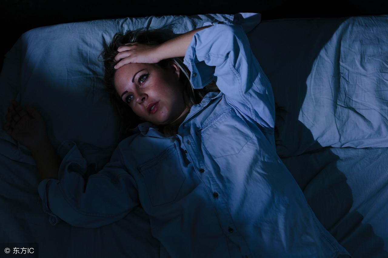 失眠心理学:失眠的3大类型7大表现,你属于哪一种?