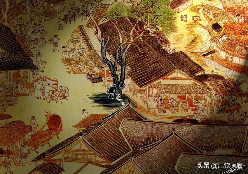 侯晓强,走向世界的著名漫画家