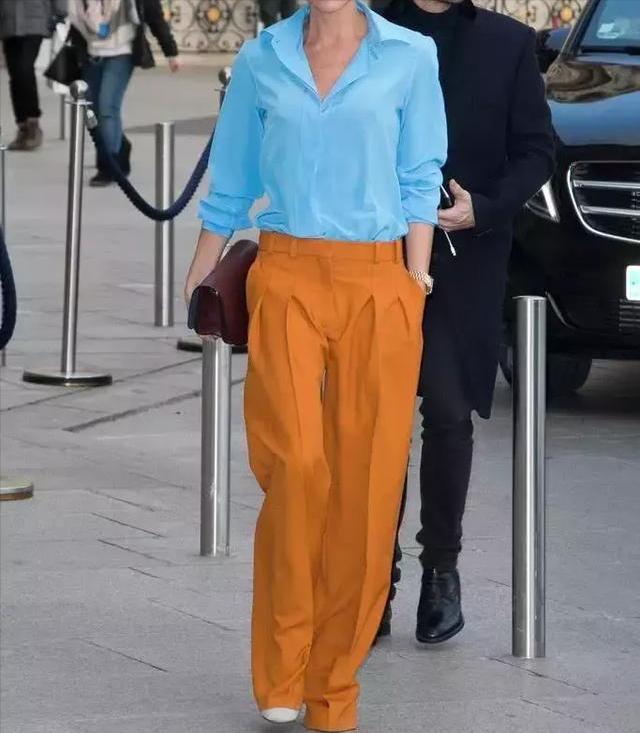 夏季5种阔腿裤穿法,舒适、时髦又凉爽