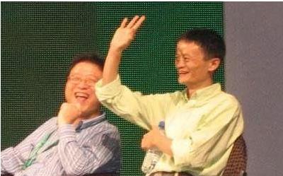 """马云与丁磊的""""恩怨""""史"""