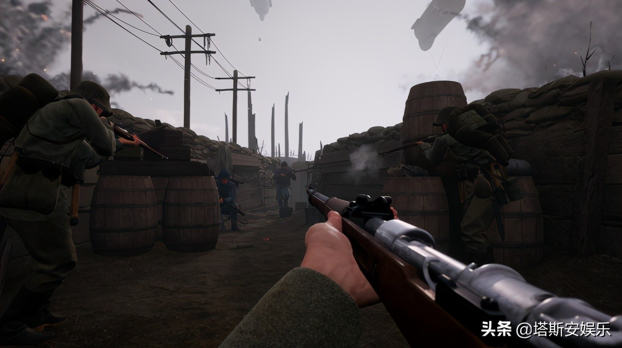 蒸汽夏季促销,九款最值得你入手的战争写实射击游戏
