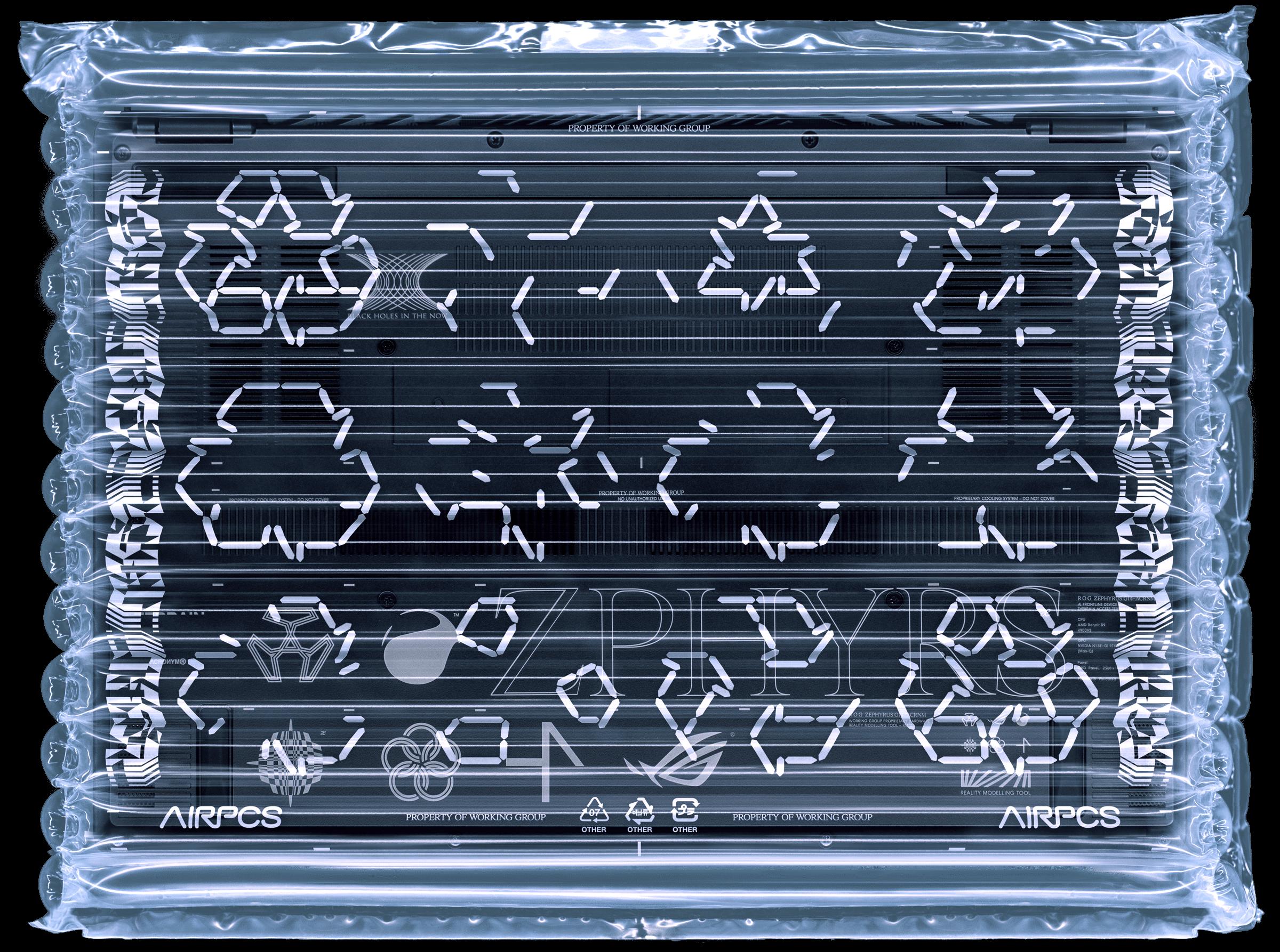 ROG與ACRONYM推出ROG幻14-ACRNM 限定版
