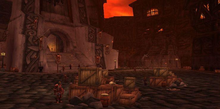 魔兽世界怀旧服十座隐秘城市 你去过但不一定知道的地方