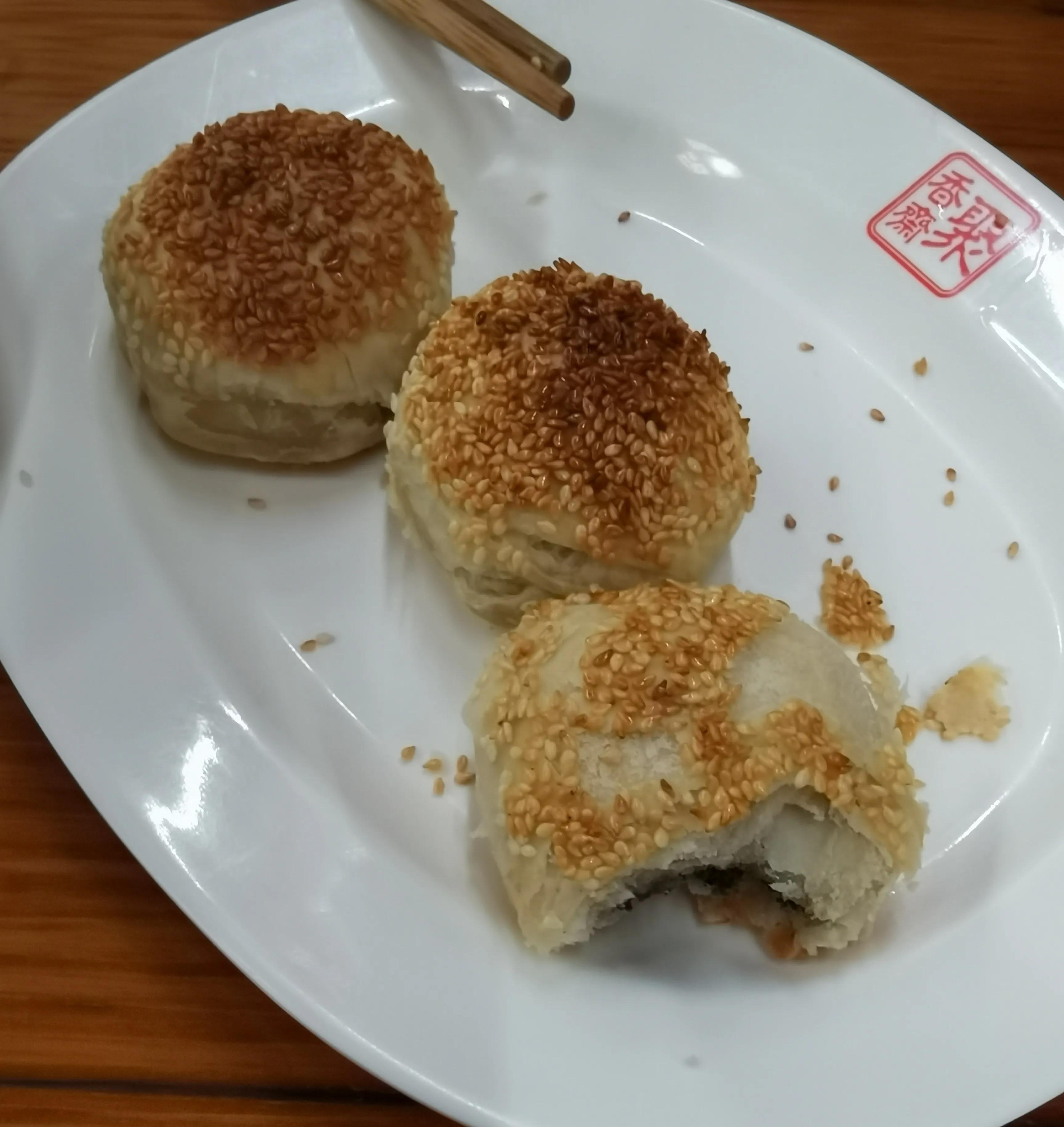 在扬州品美食